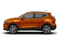 NEW 2017 NISSAN ROGUE SPORT S AWD