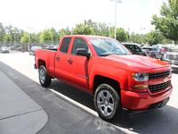 USED 2017 CHEVROLET SILVERADO K1500 CUSTOM 4WD