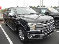 USED 2018 FORD F-150 SUPERCREW LARIAT