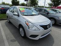 NEW 2018 NISSAN VERSA S PLUS