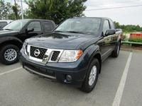 NEW 2018 NISSAN FRONTIER SV I4 KING CAB