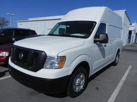 NEW 2018 NISSAN NV2500 SV V6 H2500