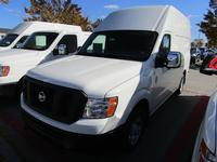NEW 2018 NISSAN NV2500 SV V8 H2500
