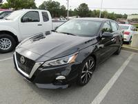 NEW 2019 NISSAN ALTIMA PLATINUM