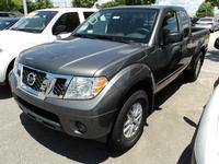 NEW 2019 NISSAN FRONTIER SV I4 KING CAB